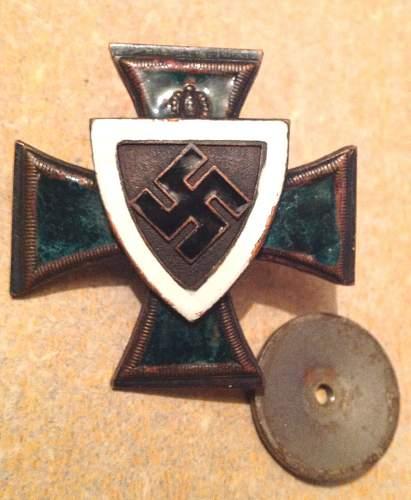 German Cross ?