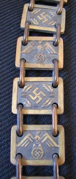 SA standarte Feldherrnhalle or Pol. Leader