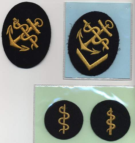 Medic Insignia been offered... Any good?