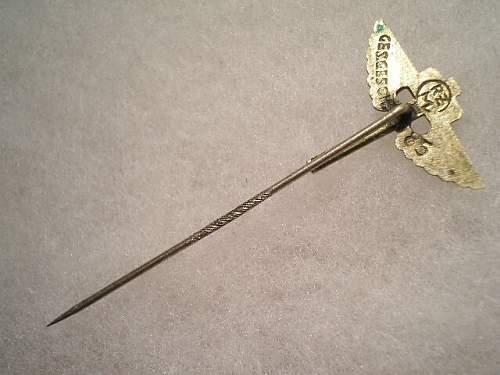 Help me pick a HAGO stick pin...