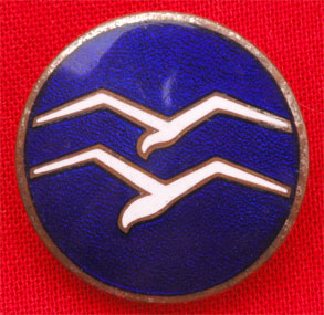 NSFK Glider Proficiency badge