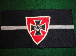 kyffhauserbund officers armband and Hitler youth Armbands look good?.