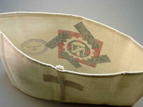 TENO Armband with Stamp