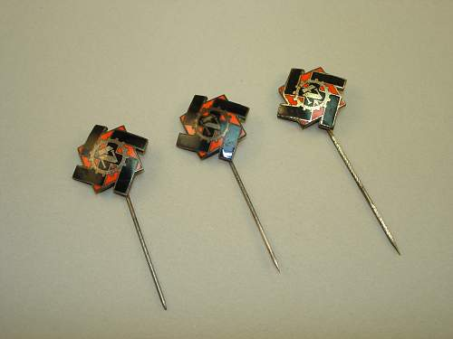TENO Stick Pins