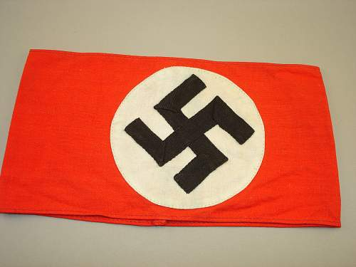 NSDAP Kampfbinde Opinions Please - Is it a Good One?