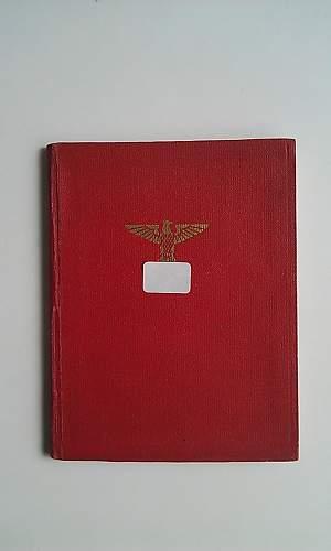 nsdap-mitgliedsbuch-membership-book