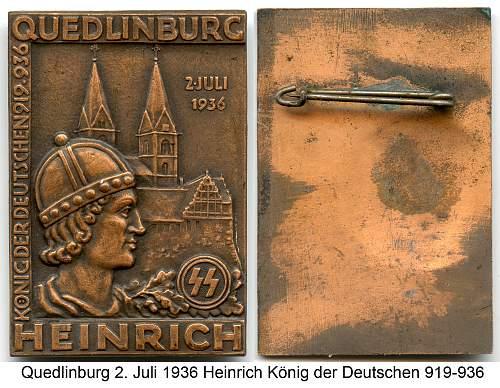 Quedlinberg SS tinnie