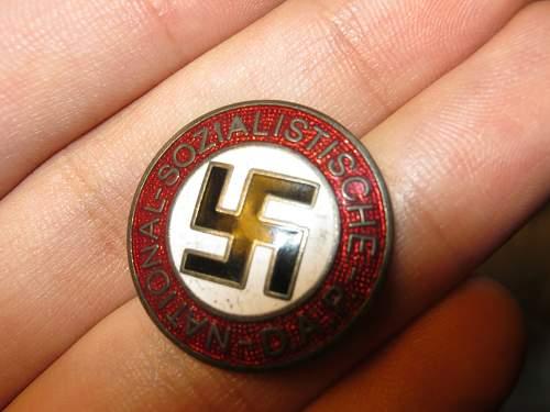 Badges real or fake?