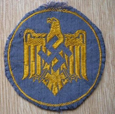 Sleeve & sport badge