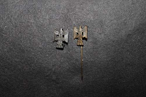 RKK pin and stickpin