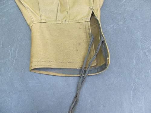 Need Help. Afrika Corps - DAK- pants ?