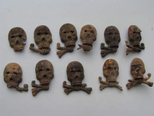 german skulls ww2