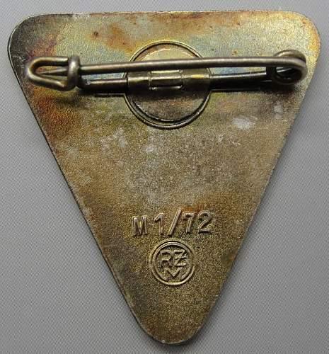 NSF membership badges