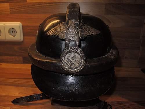 NSKK Crash Helmet need help pls