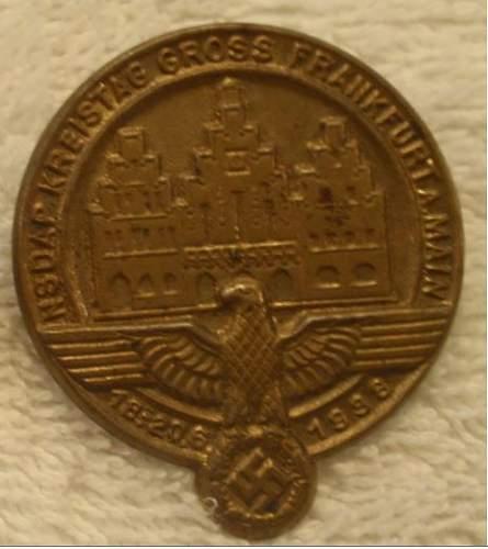 Click image for larger version.  Name:NSDAP Kreistag Gross Frankfurt A_Main 18-20_6_1938.JPG Views:74 Size:41.2 KB ID:759143