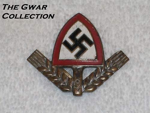 Click image for larger version.  Name:Rad cap badges 012.jpg Views:78 Size:171.6 KB ID:765373