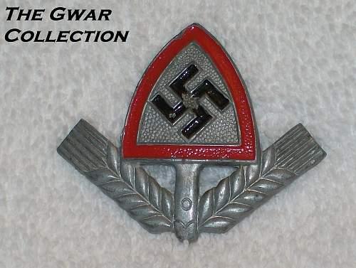 Click image for larger version.  Name:Rad cap badges 020.jpg Views:74 Size:219.7 KB ID:765375