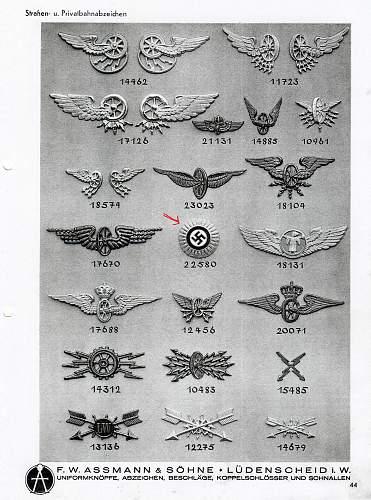 early NSDAP enamel cockade