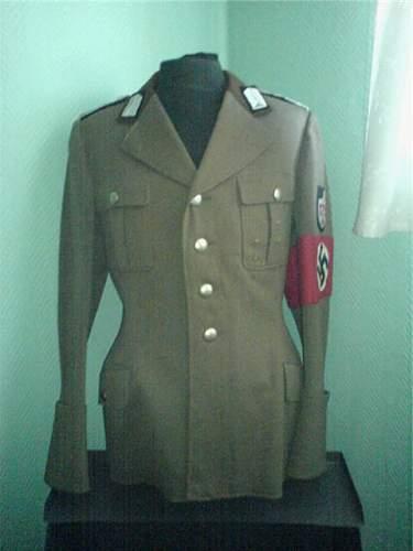 Rad uniform