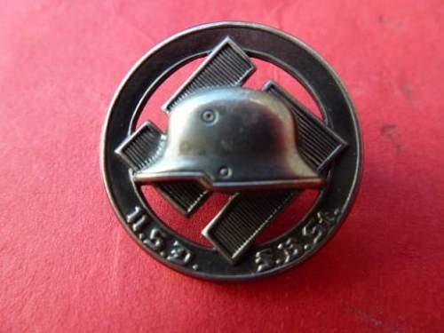 Help with membership badge