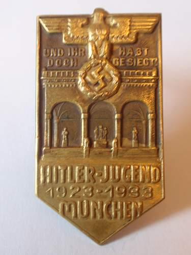 Click image for larger version.  Name:Hitler Jugend 1923-1933 München_1.jpg Views:893 Size:123.0 KB ID:796603