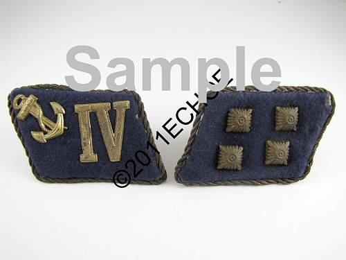 SA Marine Collar Tabs. Opinions Please.