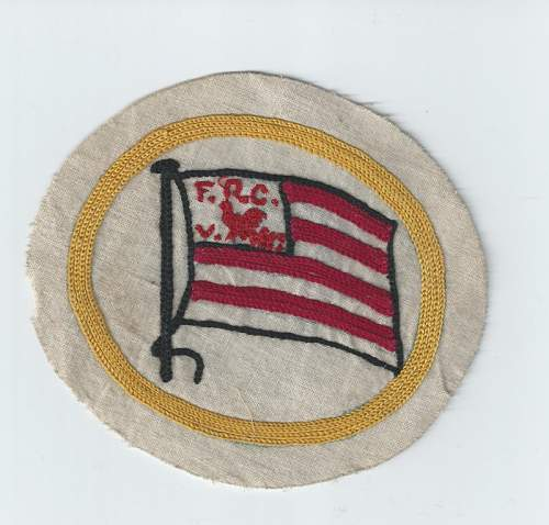 Click image for larger version.  Name:Rowing club patch Frankfurter RC 1882 front $10 (800x765).jpg Views:74 Size:150.0 KB ID:810057