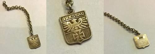 Breslau medallion