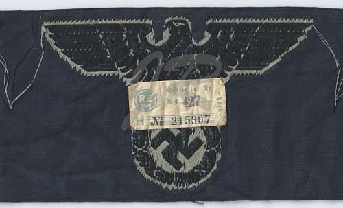 Click image for larger version.  Name:NSDAP sport jacket patch back  (800x485) copy.jpg Views:28 Size:104.3 KB ID:811188