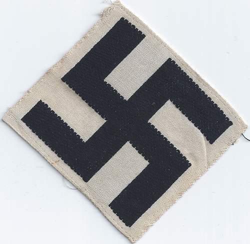 Click image for larger version.  Name:Hitler Jugend sport sq front .jpg Views:99 Size:225.5 KB ID:811293