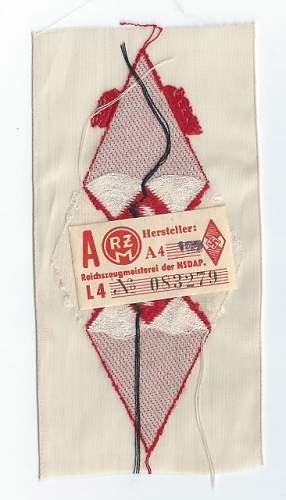 Click image for larger version.  Name:Hitler Jugend sport diamond back (366x640).jpg Views:30 Size:76.0 KB ID:811297