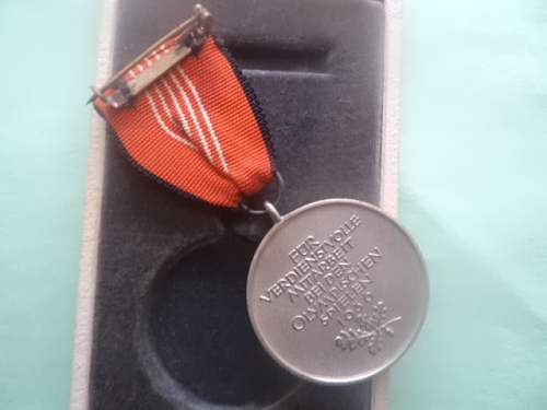 Olympic Games Medal