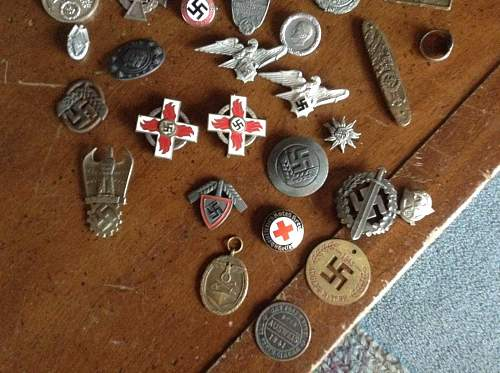 Help me out! What are these badges?