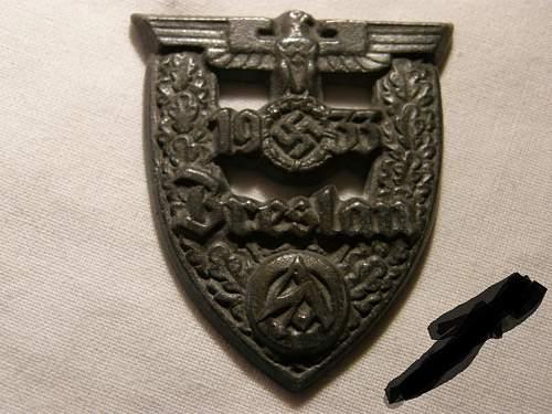 BRESLAU SA 1933 event