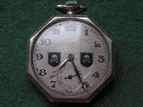 German WW2 watch ? Real or not