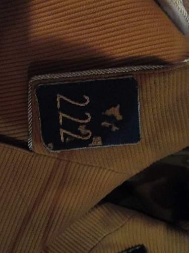 Early SA / party uniform?