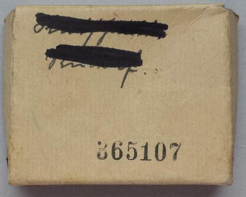 SA Sportabzeichen and box