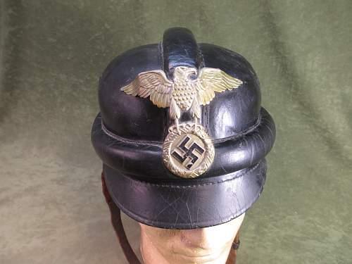 NSKK crash helmet for review
