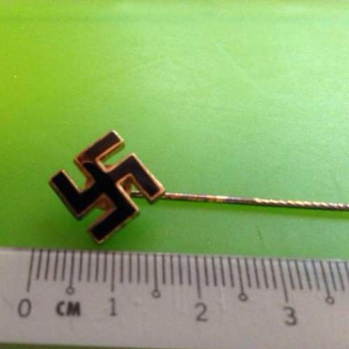 Is this nazi lapel pin are orginal?