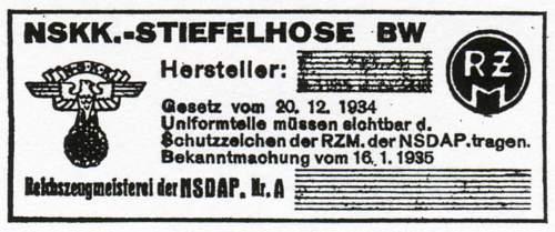 """NSKK Stadtwacht Elssas"""
