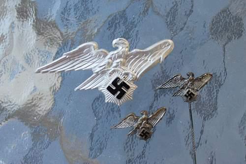 Reichsluftschutzbund (a small lot)