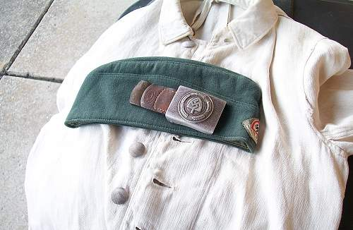 RaD Drillich Uniform arrival