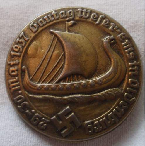 29-30 Mai 1937 Gautag Weser-Ems in Oldenburg
