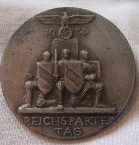 Click image for larger version.  Name:Reichpartei tag 1936_1.JPG Views:16 Size:48.3 KB ID:891149