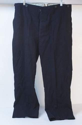 WW2 German DAF Festival Leader Uniform