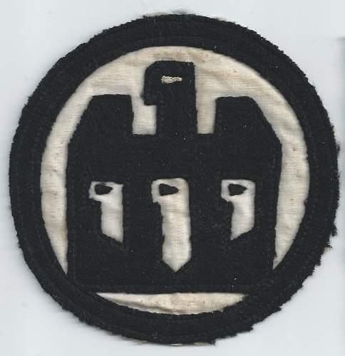 Sport insignia 1900-1945