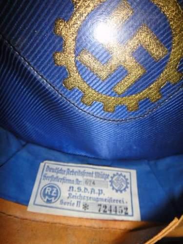 DAF Uniform