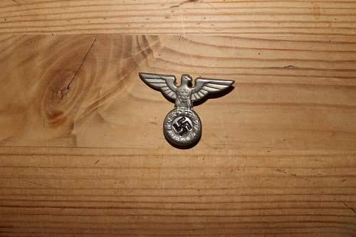 DLV cap badge?