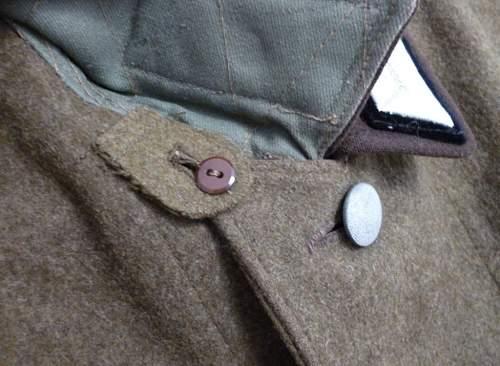 Original RAD tunic?