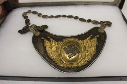 Gorget  What do you think?